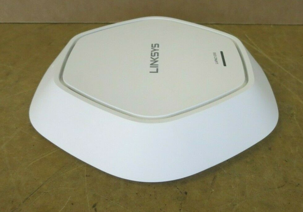 Linksys Lapac1200 Access Point Setup